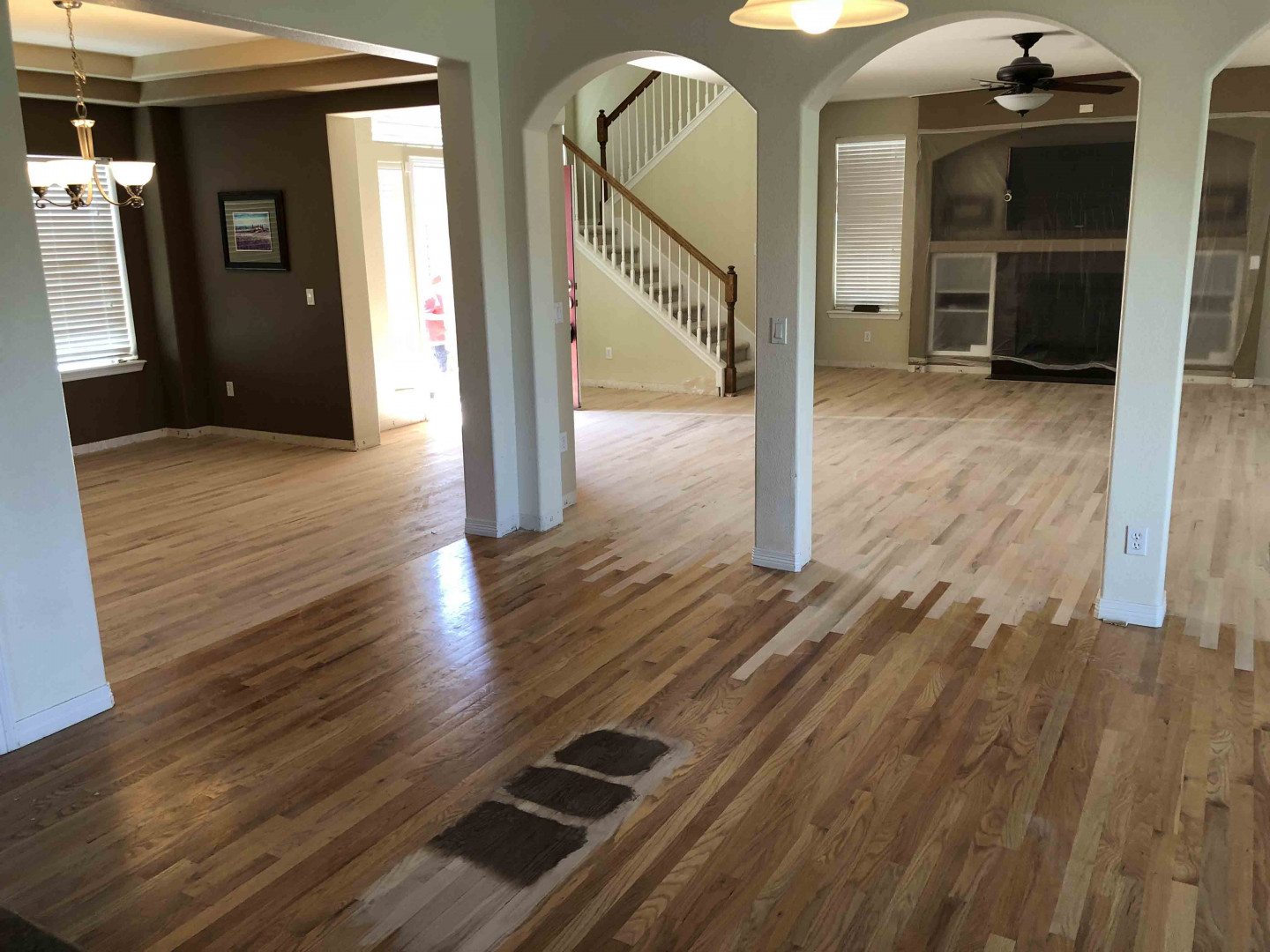 3 steps to refinishing your floor