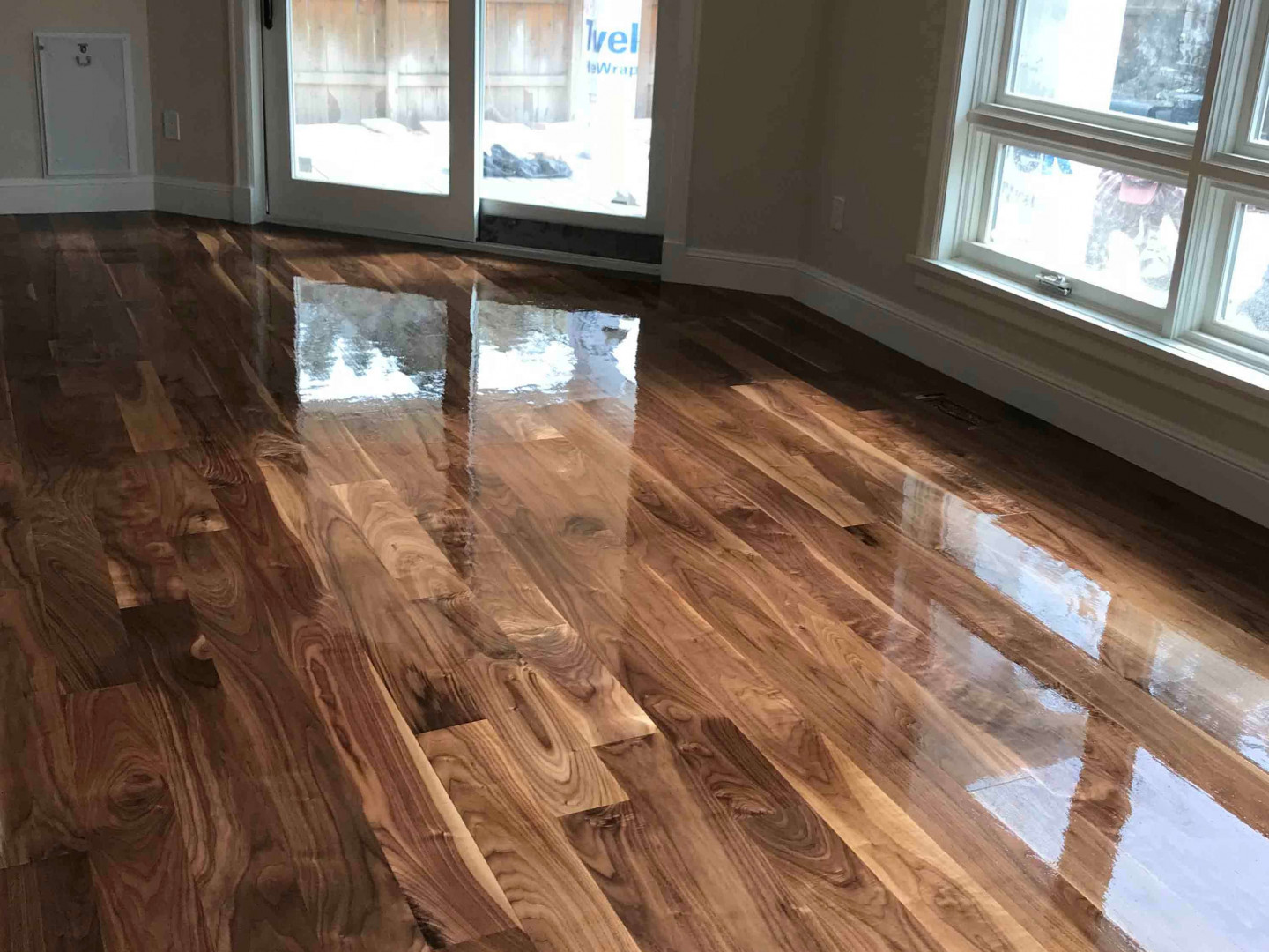 Refinishing your floors shouldn't be a hard choice